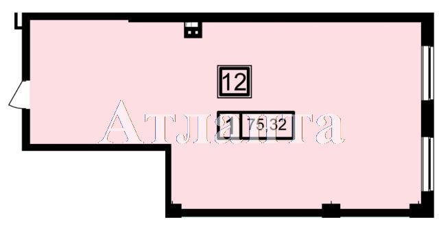Продается 1-комнатная квартира на ул. Генуэзская — 71 550 у.е. (фото №3)