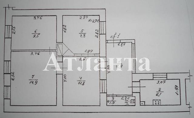 Продается 4-комнатная квартира на ул. Пантелеймоновская (Чижикова) — 55 000 у.е. (фото №11)