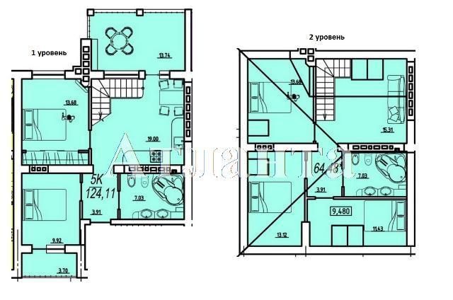 Продается 5-комнатная квартира на ул. Парковая — 32 900 у.е.