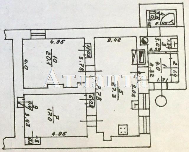 Продается 3-комнатная квартира на ул. Жуковского — 155 000 у.е. (фото №8)