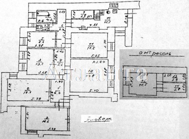 Продается 6-комнатная Квартира на ул. Новосельского (Островидова) — 145 000 у.е. (фото №12)