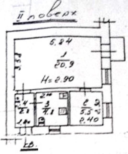 Продается 1-комнатная квартира на ул. Водопроводный 1-Й Пер. — 36 000 у.е. (фото №12)
