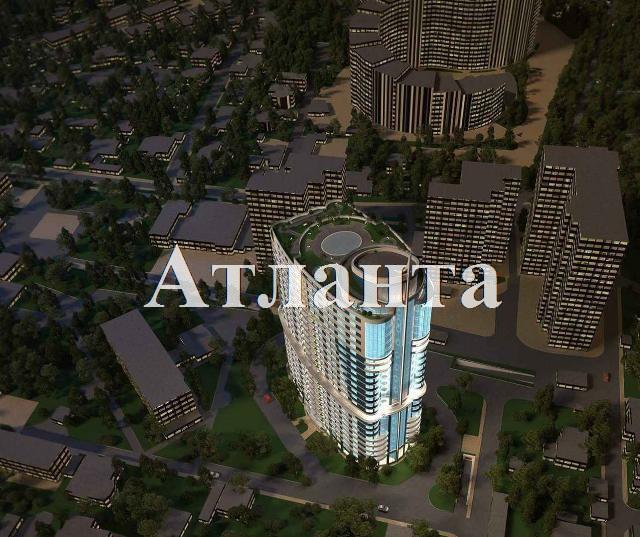 Продается 1-комнатная квартира на ул. Новобереговая — 70 330 у.е. (фото №2)