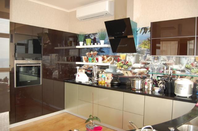 Сдается 3-комнатная квартира на ул. Гагаринское Плато — 0 у.е./сут. (фото №7)