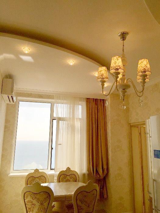 Сдается 4-комнатная квартира на ул. Гагаринское Плато — 0 у.е./сут. (фото №4)