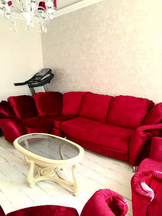 Сдается 4-комнатная квартира на ул. Гагаринское Плато — 0 у.е./сут. (фото №7)