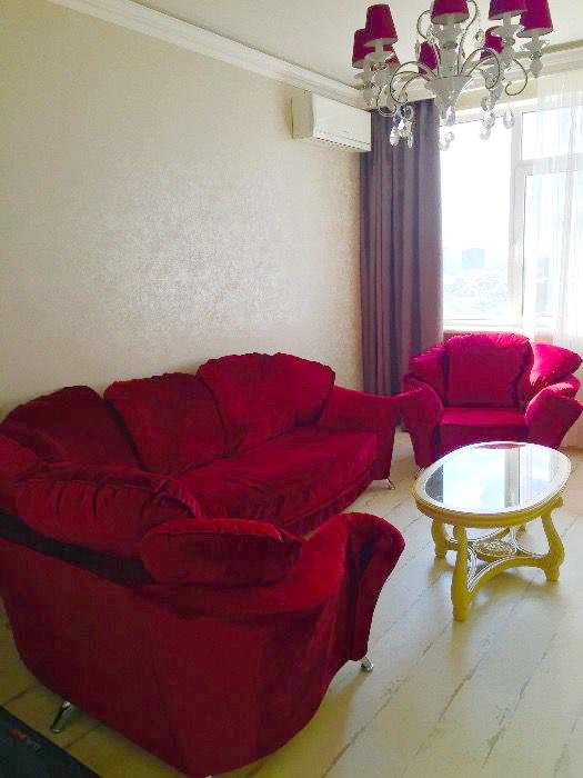 Сдается 4-комнатная квартира на ул. Гагаринское Плато — 0 у.е./сут. (фото №8)