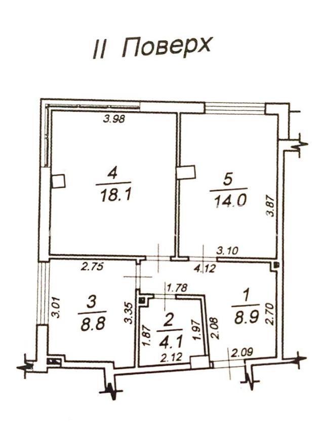 Продается 2-комнатная квартира на ул. Героев Cталинграда — 65 000 у.е. (фото №8)