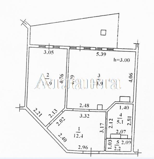 Продается 1-комнатная квартира на ул. Военный Сп. (Жанны Лябурб Сп.) — 105 000 у.е. (фото №4)