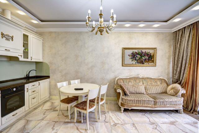 Сдается 1-комнатная квартира на ул. Греческая (Карла Либкнехта) — 0 у.е./сут. (фото №3)