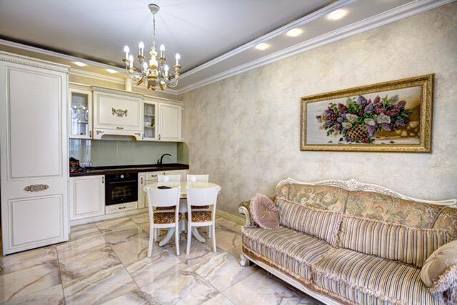 Сдается 1-комнатная квартира на ул. Греческая (Карла Либкнехта) — 0 у.е./сут. (фото №4)