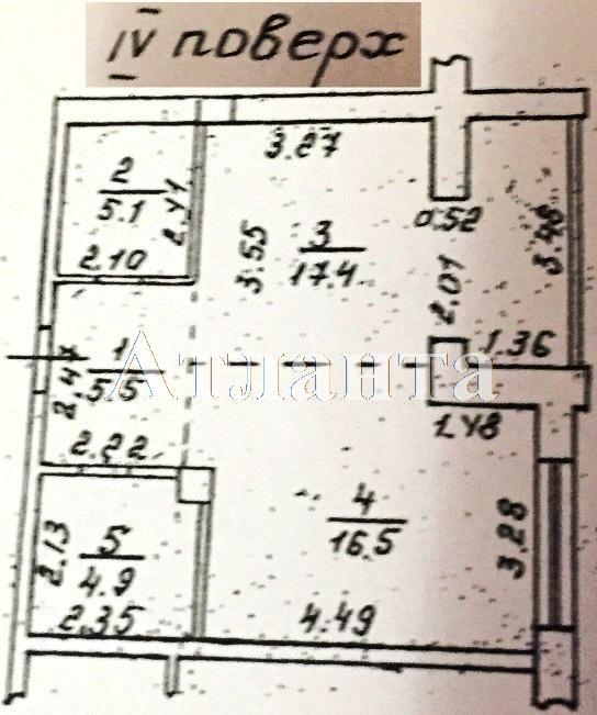 Продается 1-комнатная квартира на ул. Говорова Марш. — 90 000 у.е. (фото №9)