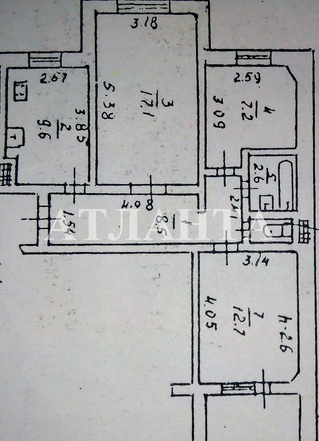 Продается 3-комнатная квартира на ул. Добровольского Пр. — 40 000 у.е. (фото №10)