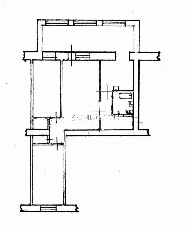 Продается 3-комнатная квартира на ул. Сегедская — 62 000 у.е. (фото №9)