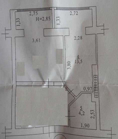 Продается 2-комнатная квартира на ул. Грушевского Михаила (Братьев Ачкановых) — 46 000 у.е. (фото №10)