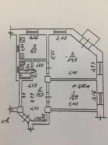 Продается 2-комнатная Квартира на ул. Шевченко Пр. — 90 000 у.е. (фото №2)