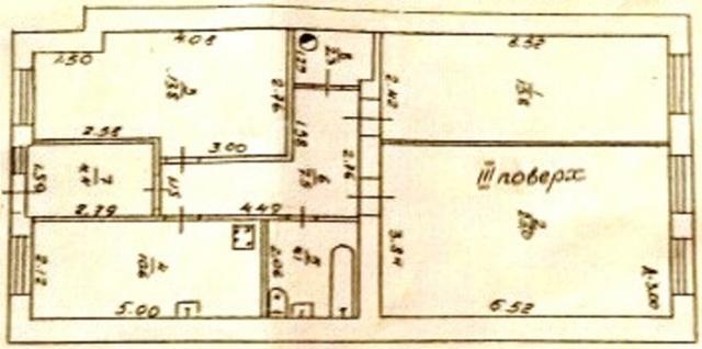 Продается 3-комнатная квартира на ул. Александровский Пр. (Мира Пр.) — 75 000 у.е. (фото №14)