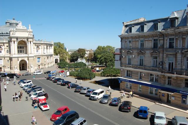 Сдается 5-комнатная квартира на ул. Дерибасовская — 0 у.е./сут. (фото №12)