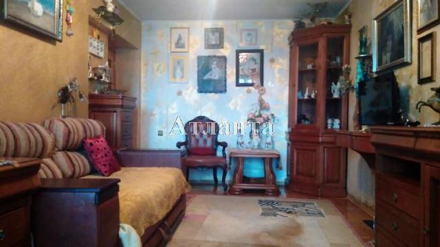 Продается 2-комнатная квартира на ул. Ицхака Рабина — 40 000 у.е.