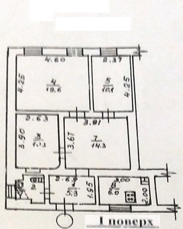 Продается 3-комнатная квартира на ул. Ленинградская — 55 000 у.е. (фото №11)