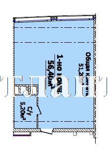 Продается 1-комнатная квартира на ул. Новобереговая — 64 860 у.е. (фото №5)