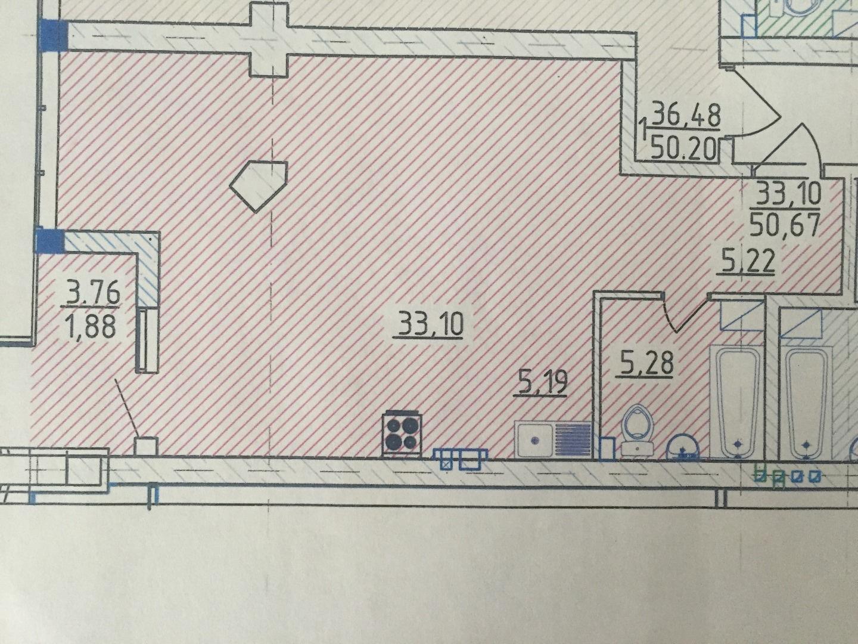Продается 1-комнатная квартира на ул. Фонтанская Дор. (Перекопской Дивизии) — 81 070 у.е. (фото №4)