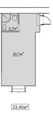Продается Многоуровневая квартира на ул. Пересыпская 7-Я — 19 990 у.е. (фото №4)