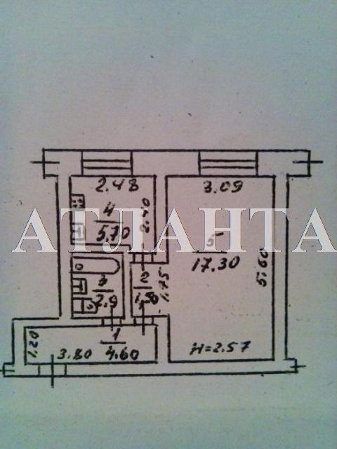 Продается 1-комнатная квартира на ул. Люстдорфская Дор. (Черноморская Дор.) — 22 500 у.е. (фото №9)