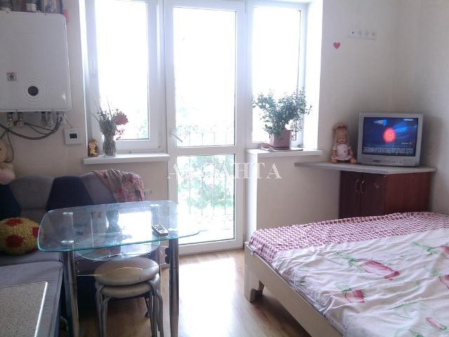 Продается 1-комнатная квартира на ул. Платановая — 22 000 у.е.