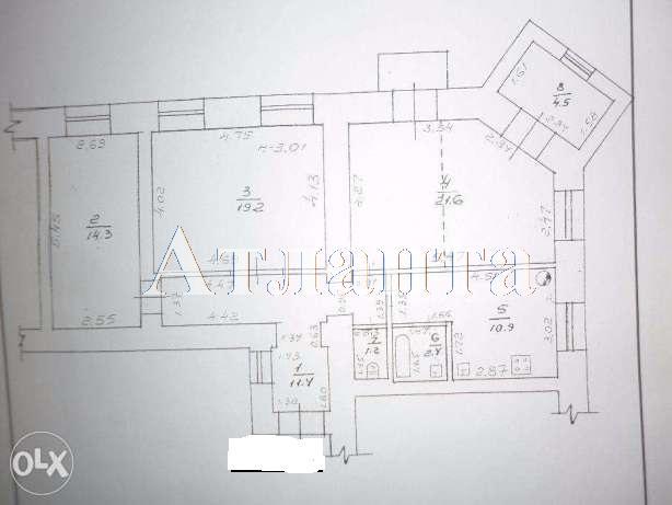 Продается 4-комнатная квартира на ул. Хмельницкого Богдана — 75 000 у.е. (фото №12)