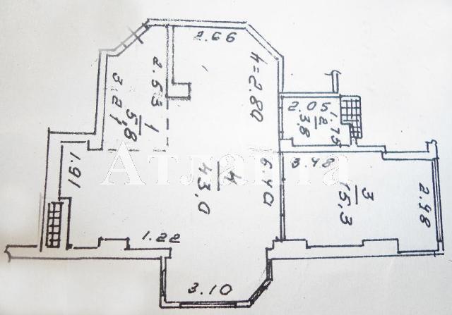 Продается Многоуровневая Квартира на ул. Артиллерийская — 120 000 у.е. (фото №3)