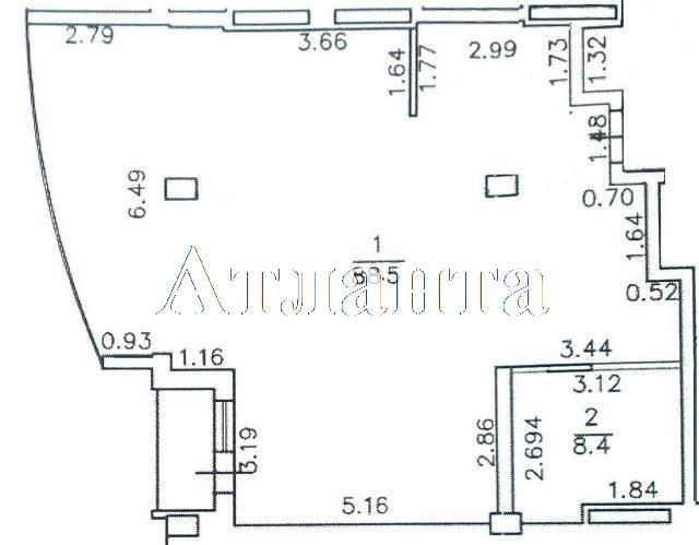 Продается 2-комнатная квартира на ул. Армейская (Ленинского Батальона) — 149 900 у.е. (фото №17)