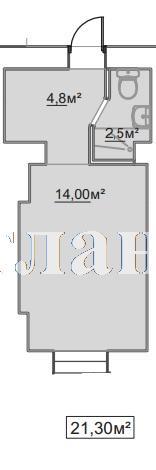 Продается 1-комнатная квартира на ул. Пересыпская 7-Я — 16 590 у.е. (фото №5)