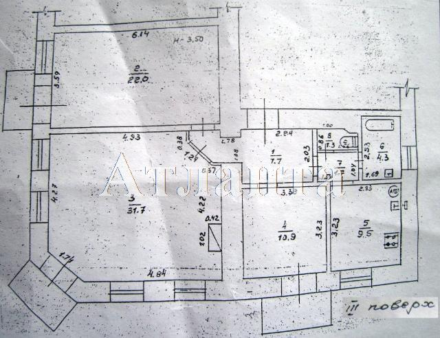 Продается 3-комнатная квартира на ул. Осипова — 135 000 у.е. (фото №12)