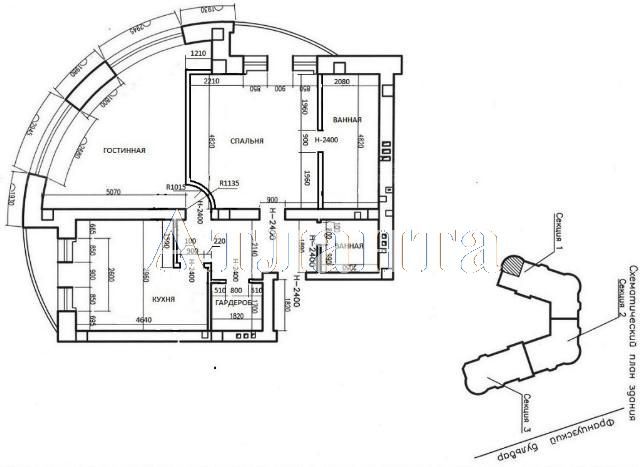 Продается 2-комнатная квартира на ул. Французский Бул. (Пролетарский Бул.) — 170 000 у.е. (фото №12)