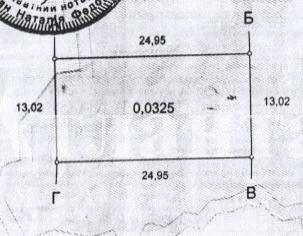 Продается земельный участок на ул. Массив №11 — 35 000 у.е.