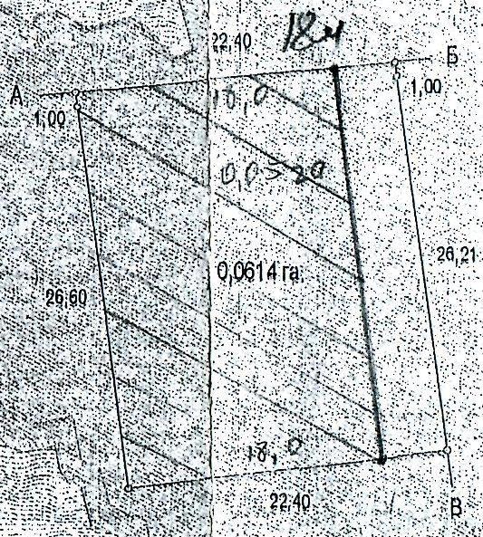 Продается Земельный участок на ул. Донского Дмитрия — 125 000 у.е.