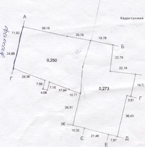 Продается земельный участок на ул. Ришельевская (Ленина) — 50 000 у.е. (фото №2)