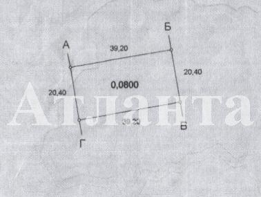 Продается земельный участок на ул. Массив №21 — 32 000 у.е.