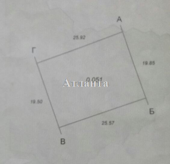 Продается земельный участок на ул. Отрадово-3 — 2 500 у.е.
