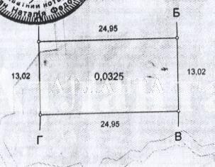 Продается Земельный участок на ул. Массив №11 — 26 000 у.е.