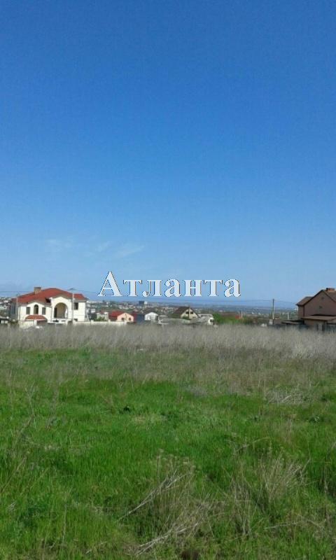 Продается земельный участок на ул. Каштановая — 12 000 у.е.