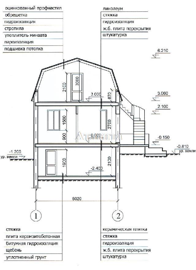 Продается дом на ул. Буроводовская 1-Я — 12 000 у.е. (фото №4)