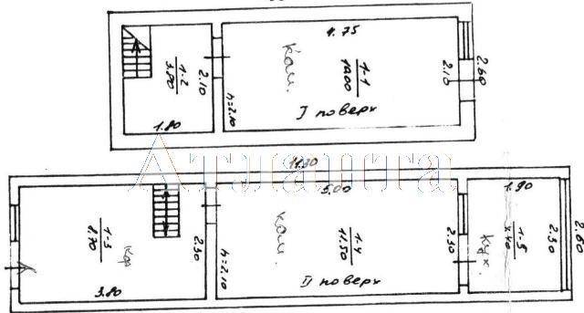 Продается дом на ул. 2-Я Линия — 20 000 у.е.