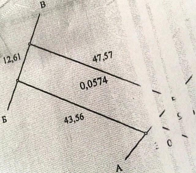 Продается земельный участок — 2 500 у.е.