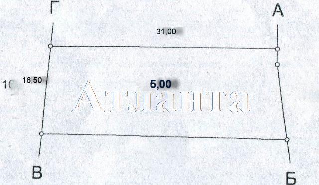 Продается земельный участок на ул. Тимирязева — 100 000 у.е. (фото №2)