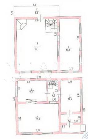 Продается дом на ул. 27-Я Линия — 35 000 у.е. (фото №2)