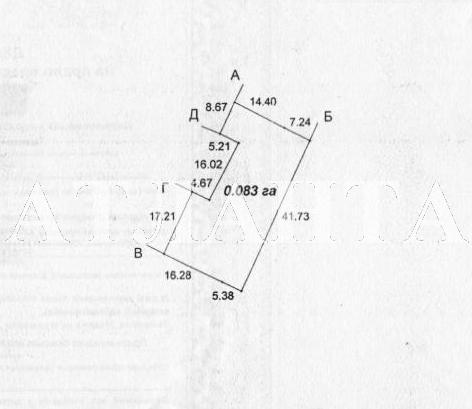 Продается земельный участок на ул. Нет Названия — 8 000 у.е.