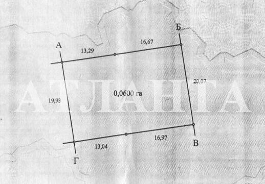 Продается земельный участок на ул. Тренерская — 13 000 у.е.