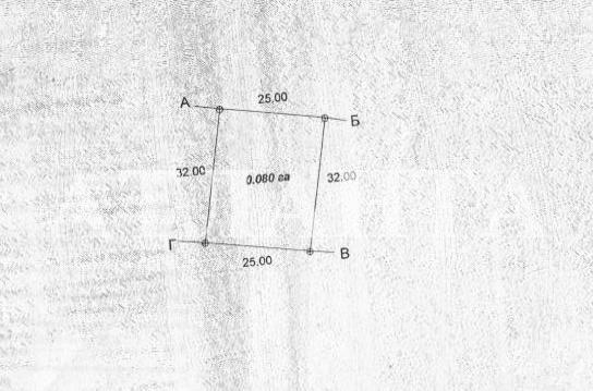 Продается земельный участок на ул. Средняя — 20 000 у.е.